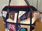 A wonderful Carpet Bag